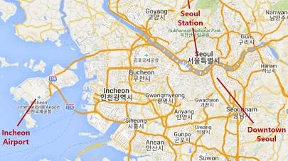 Seoul Airport transfer