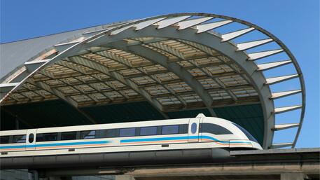 Maglev Train Shanghia Airport Transfer