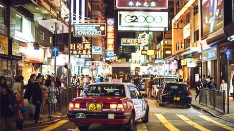 Guangzhou airport transfer to Hong Kong