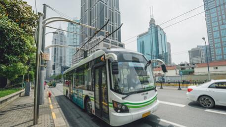 Bus Shanghai