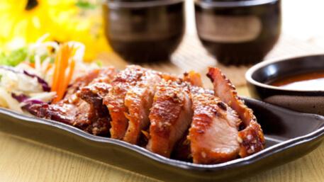 Fried Pork China Car Service