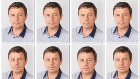 Correct Passport Photos
