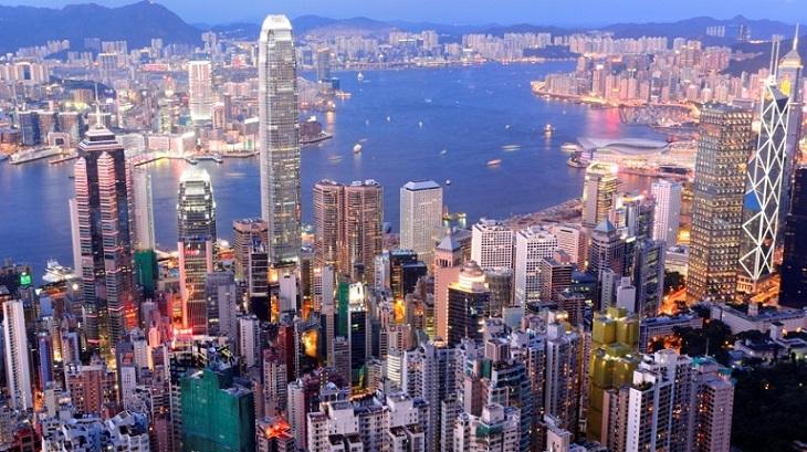 Hire car and driver in Hong Kong