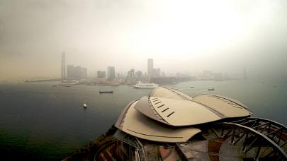 Hong Kong airport transfer to Ritz-Carlton