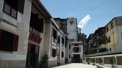 Macau airport transfer to Mandarin House