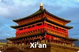 Xian airport transfer