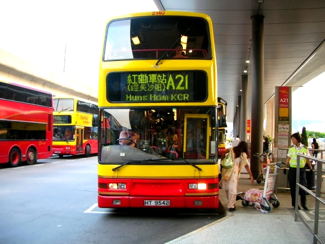 getting from hong kong to shenzhen by bus
