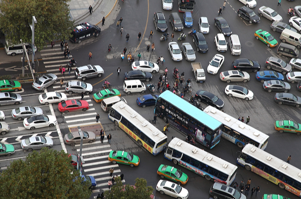 Why Foreigners Shouldn't Drive In China While on a China Business Trip