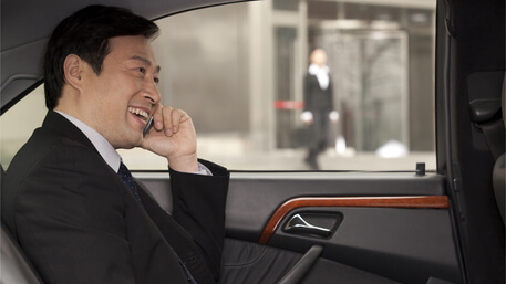 Hong Kong Airport to Shenzhen by private car