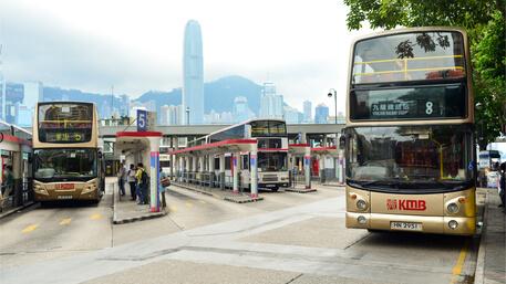 From Hong Kong Airport to GuangzhouBy Coach Bus