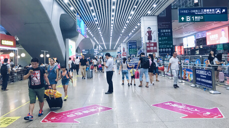 Terminal Useful Tips For Using Trains In China