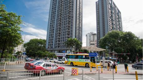 Getting Around Shenzhen