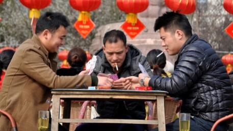 Smoking In China