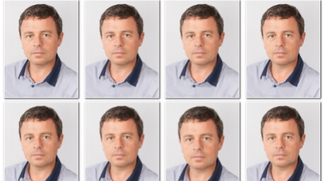 Correct Passport Photos