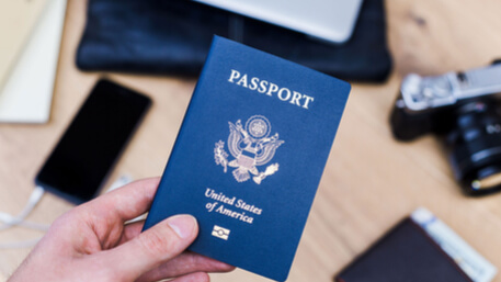 Travel documents - things to bring to China