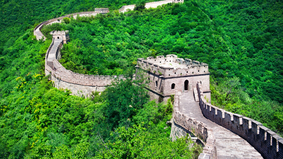 Private tour to The Great Wall Of China