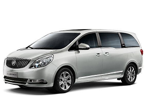 Rent Minivan Buick For Corporate Events in China