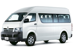 Rent MiniVan For Corporate Events in China