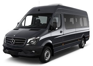 Rent Large Van For Corporate Events in China