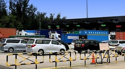 Hong Kong To Shenzhen Cross Border By Shuttle Minivan