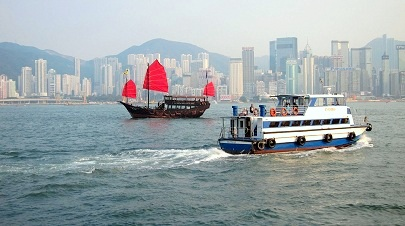 Hong Kong Airport to Shenzhen by ferry
